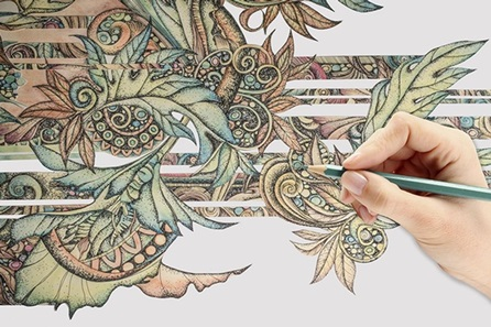 Creative Colouring Online Course