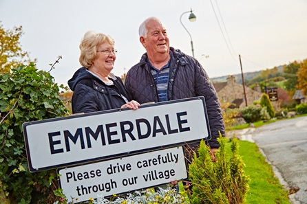 Emmerdale Village Television Set Walking Tour for Two