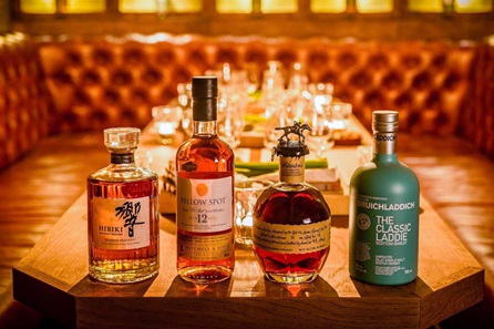Explore the World of Whisky with Tastings and Cocktails for Two at TT Liquor