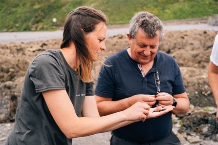 Foraging, Cookery and Lunch with Totally Wild
