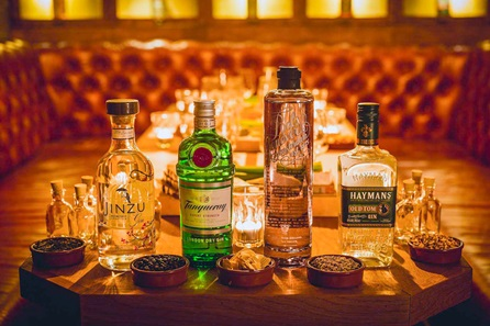 Gin Tasting and Blending for Two at TT Liquor