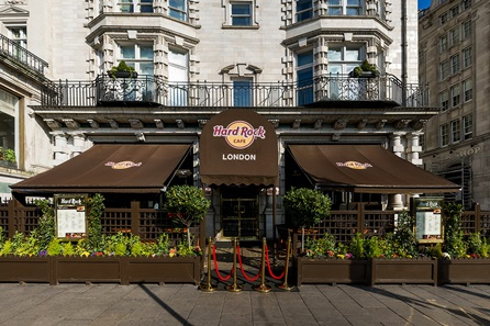 Hard Rock Cafe Dining Experience for Two