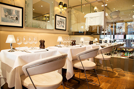 Three Course Dining Experience and Cocktail for Two at a Marco Pierre White Restaurant
