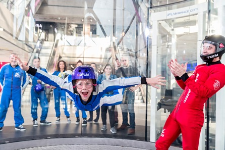 iFly Indoor Skydiving - Off-Peak