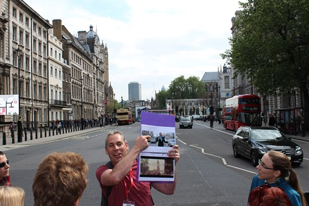 James Bond Walking Tour of London for Two