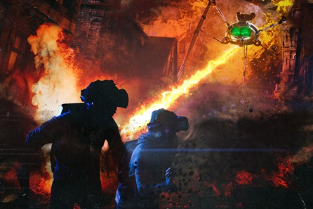 Jeff Wayne's Musical Version of The War of The Worlds: The Immersive Experience for Two - Off-Peak