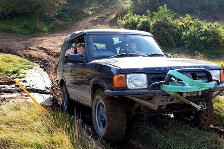 Junior 4x4 Off Road Adventure for Two