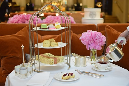 Lock & Co. Afternoon Tea for Two at the 5* Sheraton Grand London Park Lane