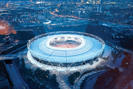 London Stadium Guided Match Day Tour for Two Adults