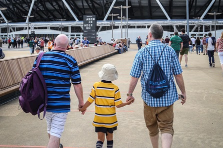London Stadium Legends Tour One Adult and One Child