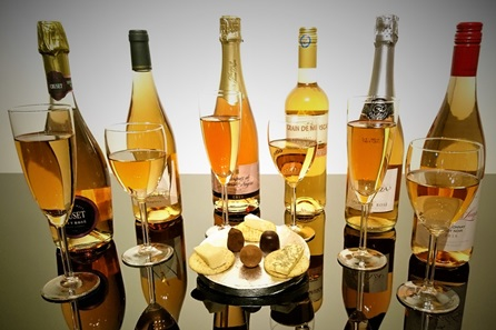 Luxury Rose Wine, Cheese and Truffle Tasting for Two