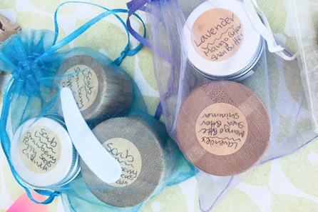 Make Your Own Organic Natural Beauty Products for Two