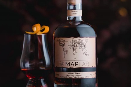 MAP Lab Premium Bottled Cocktail by MAP Maison
