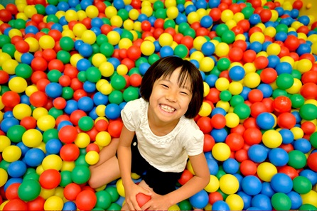Midweek Indoor Soft Play Entry at Gambado for One Adult and One Child