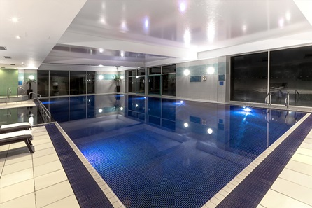 One Night Spa Break with Treatment for two at The Crowne Plaza, Marlow