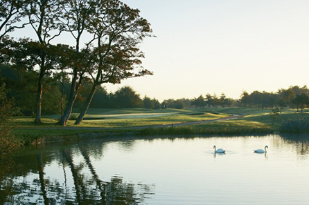 One Night Weekend Break for Two at Formby Hall Golf Resort and Spa