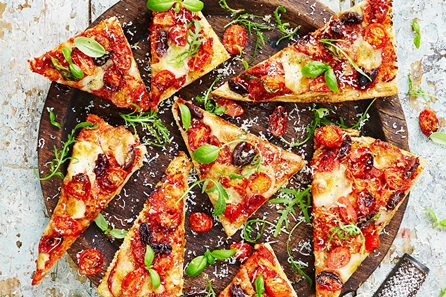 Pizza for Pros Class at Jamie Oliver's Cookery School