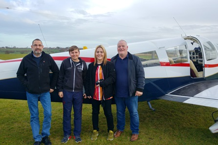 Pleasure Flight Tour over Durham for Five