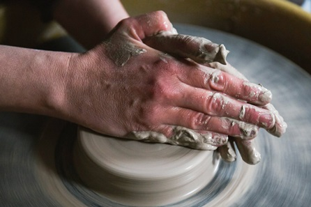 Pottery Throwing Experience at Sunken Studio