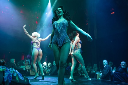 Proud Cabaret Embankment Show Entry with Cocktail for Two