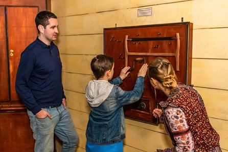 Sherlock: The Official Live Immersive Adventure Game for a Family of Four