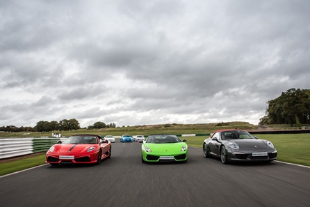 Six Supercar Blast - Weekday