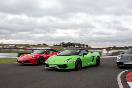 Six Supercar Thrill - Weekday