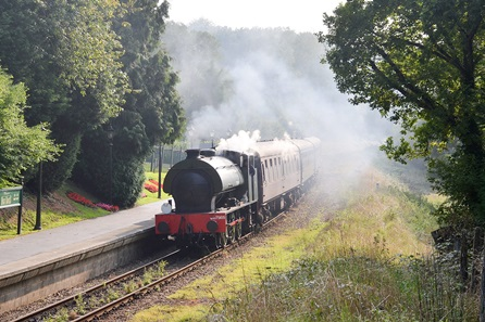 Steam Train Trip for Two with Spa Valley Railway