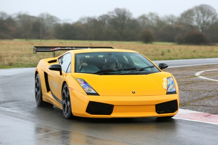 Two Supercar High Speed Passenger Ride Experience