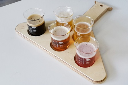 Taste Ten Craft Beers at London Beer Lab