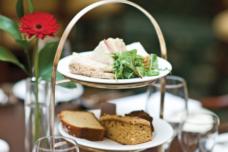 Deluxe Afternoon Tea for Two at a Classic Lodges Hotel
