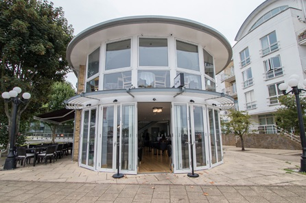 Thames Riverside Free Flowing Prosecco Afternoon Tea for Two at View 94