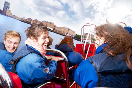 Thames Rockets London Speed Boat Taster