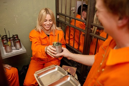 The Creation of Bespoke Cocktails and Entry for Two to Alcotraz, The Prison Cocktail Bar