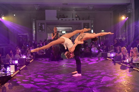 The London Cabaret Club Show with Dinner for Two
