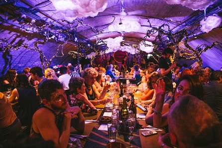 The Red Palace: A Night of Feast and Fantasy Immersive Dining Experience for Two
