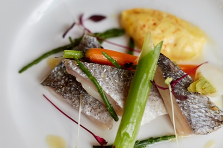 Three Course Meal with a Glass of Champagne for Two at The Arch Hotel, London