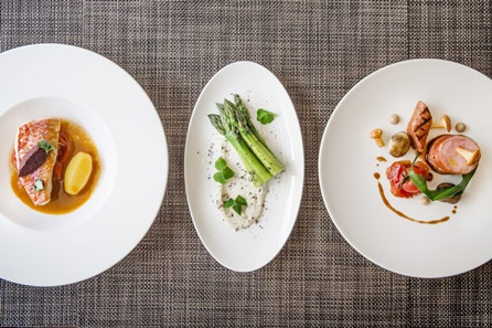 Three Course Meal with Prosecco at Indigo at One Aldwych, London