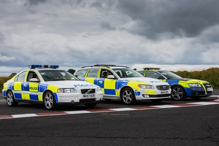 Triple Police Chase Driving Experience with Souvenir T-Shirt