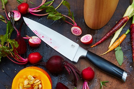 Ultimate Knife Skills Masterclass at Jamie Oliver's Cookery School