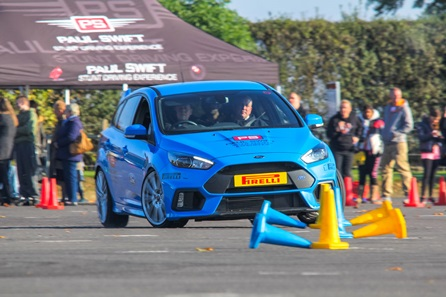 Ultimate Stunt Driving with Paul Swift