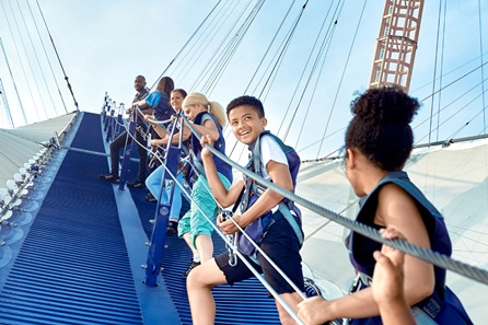 Up at the O2 for Two