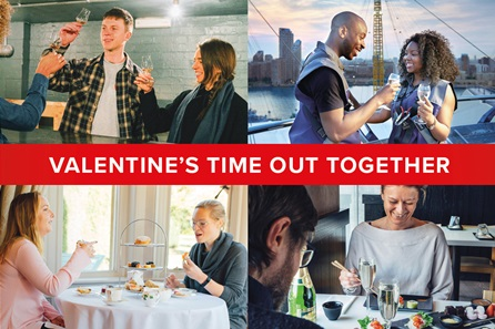 Valentine's Time Out Together Collection for Two