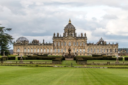 Visit Castle Howard House and Gardens with Cream Tea for Two