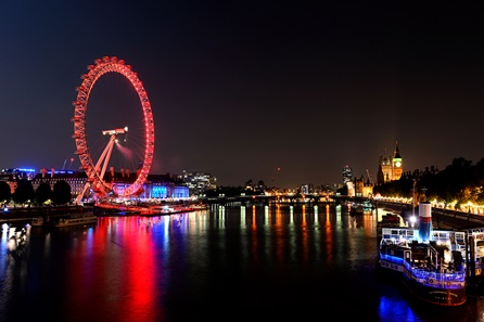Visit to Coca-Cola London Eye & Lunch at Wildwood for Two