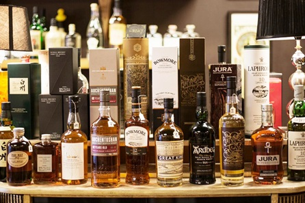 Whisky Tasting Evening for Two with Liquid Gold Whisky Co.