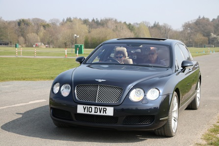 Young Driver Bentley Driving Experience