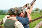 Clay Shooting Experience with Seasonal Refreshments for Two