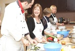 The Caldesi Trattoria - Informal Italian Cookery Class at La Cucina Caldesi
