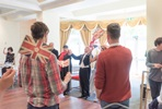 A Right Royale Afternoon Tea Interactive Comedy Experience for Two